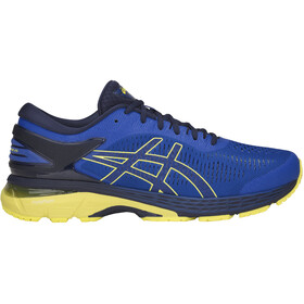 asics Gel-Kayano 25 Shoes Men Asics Blue/Lemon Spark